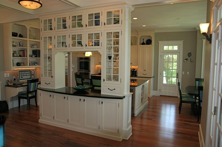 Open Kitchen Cabinets Pinterest