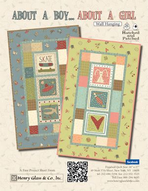 Free Patterns   Hatched and Patched