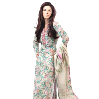 Everyday wear cotton salwar kameez