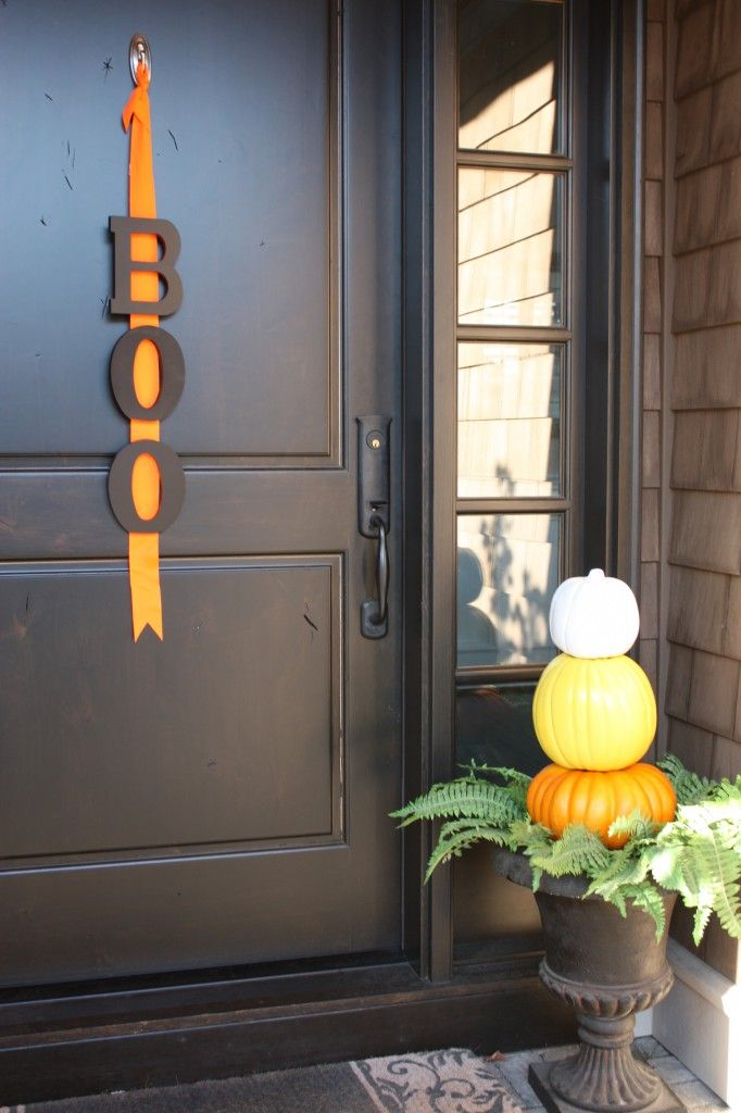 easy halloween decorating ideas - Easy Halloween Decorating Ideas