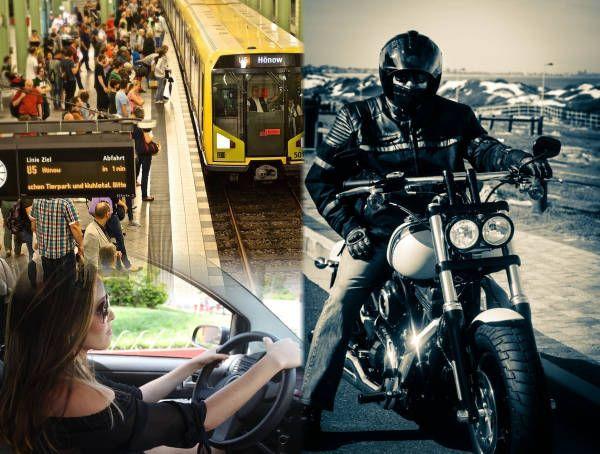 Cosa non deve mai mancare nel kit da viaggio del pendolare. In treno o in metro, in autobus oppure in auto o in moto, a ciascuno il suo kit.