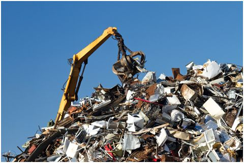Iron Metal Scrap & Its Importance