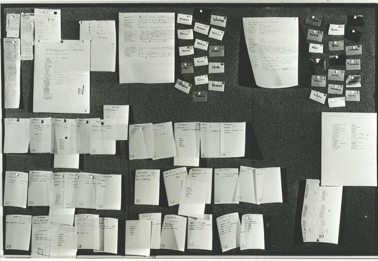 """Progetto di coordinamento per la mostra """"Vitalità del negativo"""", 1970  Courtesy Archivio Sartogo Architetti Associati  Foto di Piero Sartogo"""