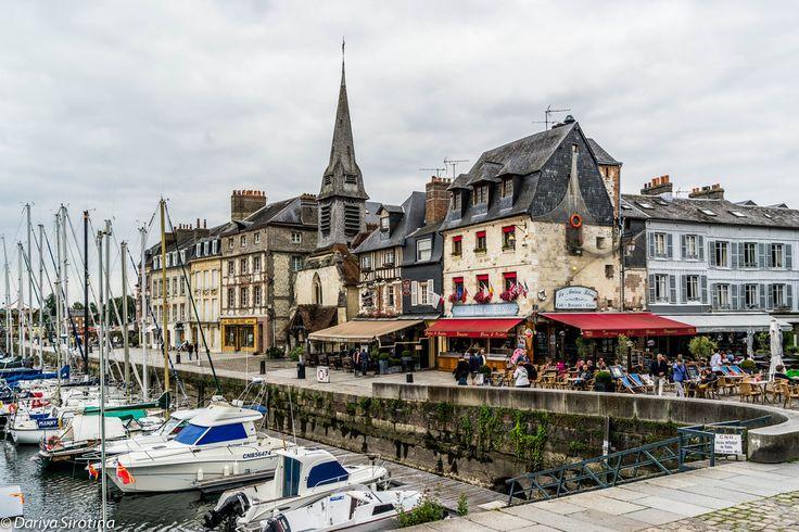 Онфлер, Нормандия, Франция