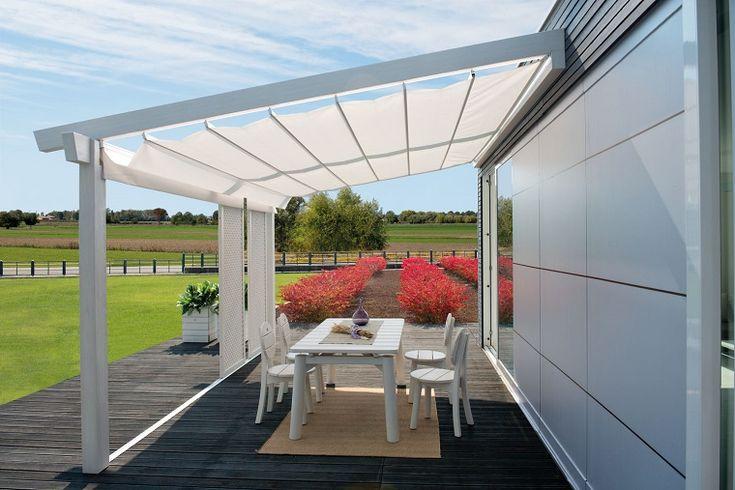 Pergolas de aluminio o madera 60 ideas modernas Casas e