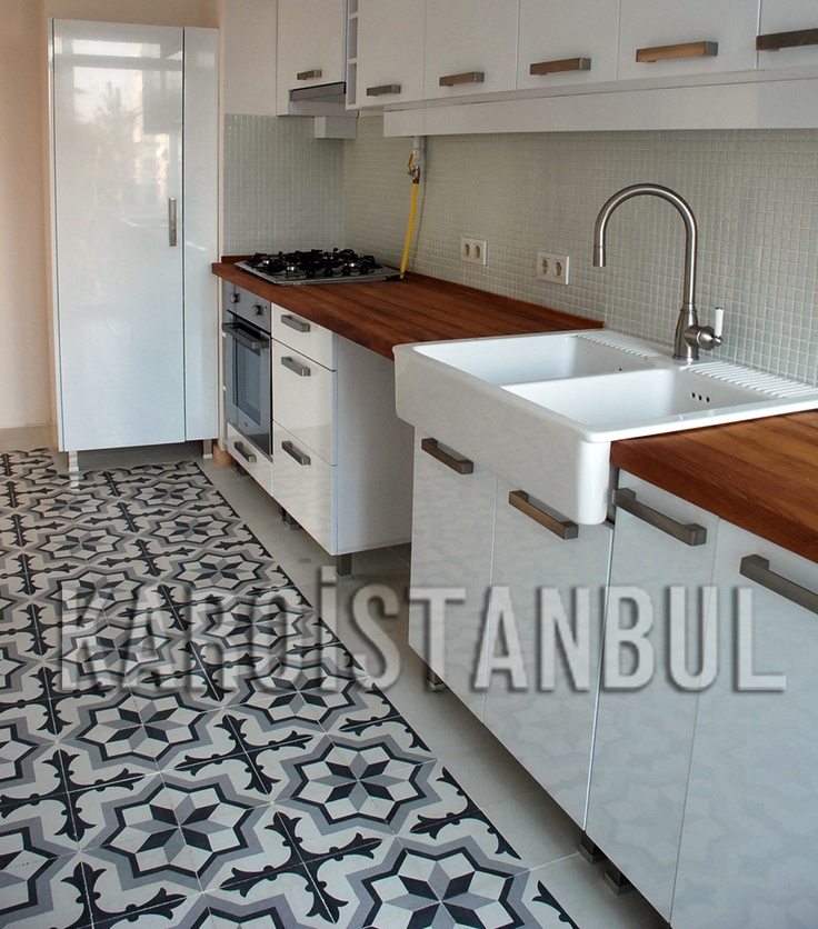 31 best images about vintage floor tiles on pinterest for Cement tiles for kitchen
