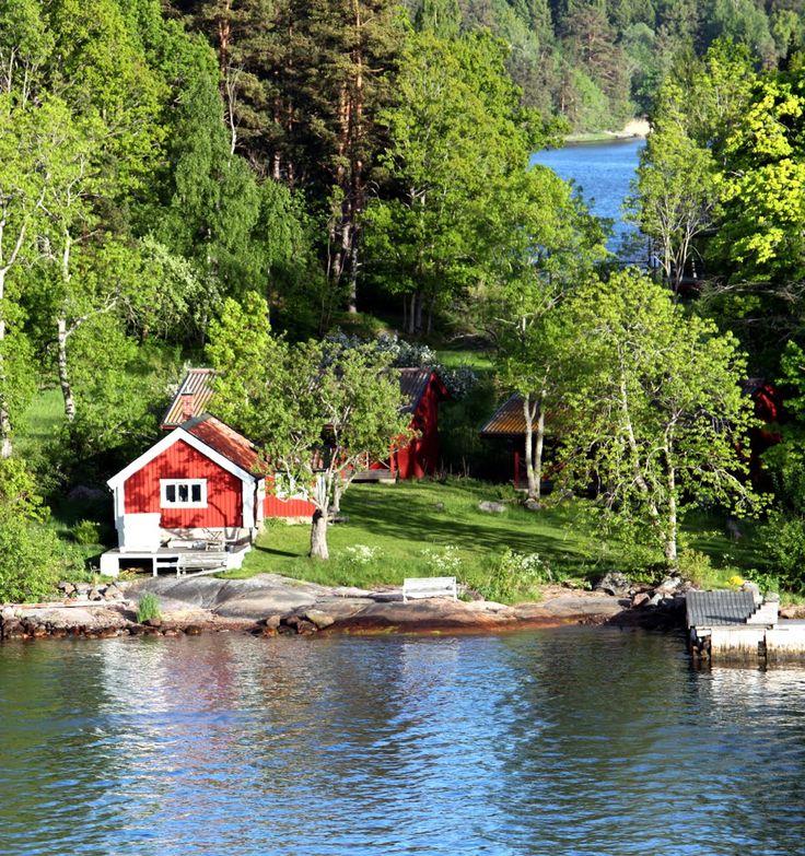 A Swedish Summer |  #scandinavianstyle