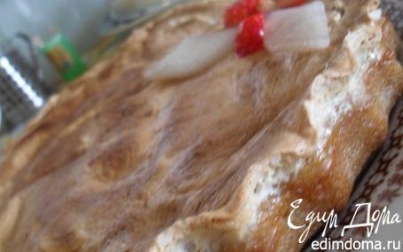 Пирог с дыней рецепт