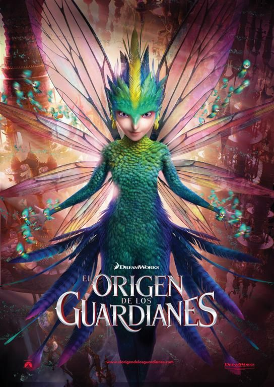 El Origen de los Guardianes - Dreamworks-Paramount
