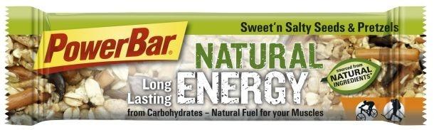 #Powerbar #Natural Energize Bar - Topvoeding voor topsporters die behoefte hebben om het lichaam te bouwen met #natuurlijke voedingsmiddelen