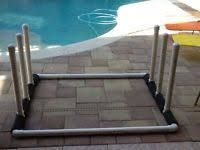 Image result for pvc stand up paddle board rack