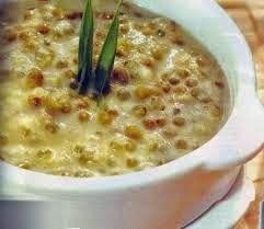 Resep Bubur Kacang Hijau Jahe