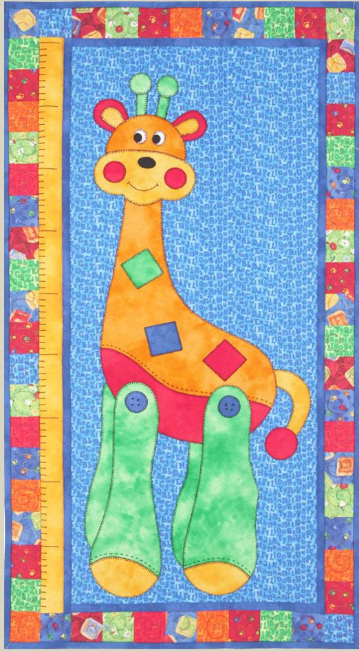 Kids Quilts - Small To Tall Pattern