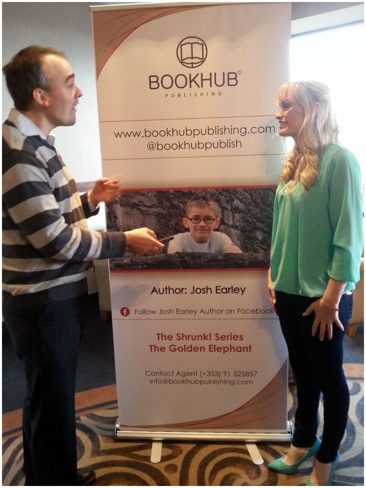 Claire Earley being interviewed at the launch of her son, Josh Earley's, book launch in Athlone, Ireland. November 2015.