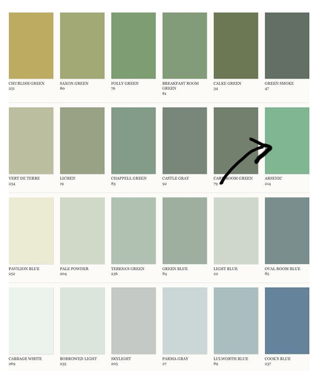 Farrow And Ball Kitchen Cabinets Paint Colors