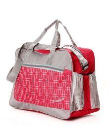 President Inspiron Red Backpack