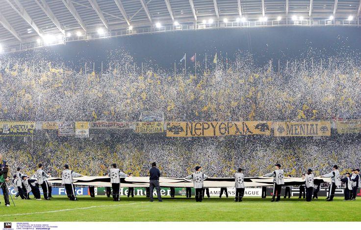 ΑΕΚ FC // Champions league