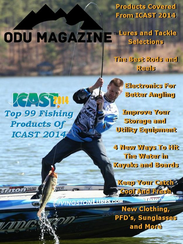 13 Best images about ODU Fishing Magazines - ALL Digital ...