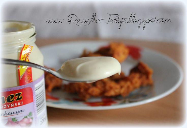 Stripsy jak z KFC !! Więcej na moim blogu  http://rewelka-testuje.blogspot.com/2014/07/stripsy-jak-z-kfc-z-majonezem.html