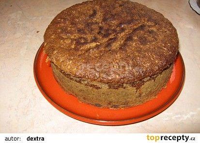 Mrkvový dort recept - TopRecepty.cz