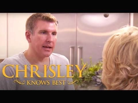 Chrisley Knows Best | 'Birthday Mix Up', Episode 412 http://bestofchrisleyknowsbest.com/chrisley-knows-best-birthday-mix-up-episode-412/   Chrisley responds  http://www.bestofchrisleyknowsbest.com