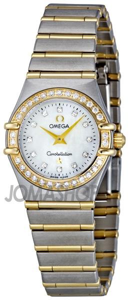 Omega Constellation Ladies Mini Watch 1267.75