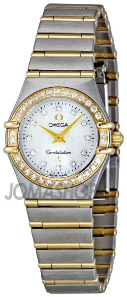 Omega Constellation Ladies Mini Watch 1267.75