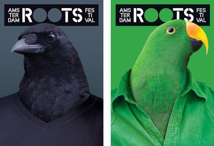Amsterdam Roots Festival – By Sara Landeira, Designpolitie