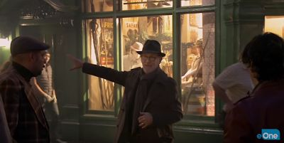 Two new Steven Spielberg featurettes for The BFG | The Bearded Trio