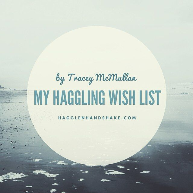 Everyone has their own list of things they want to buy. Our latest blog post explored things you can haggle to get the best price. Do you have your own haggling wish list?