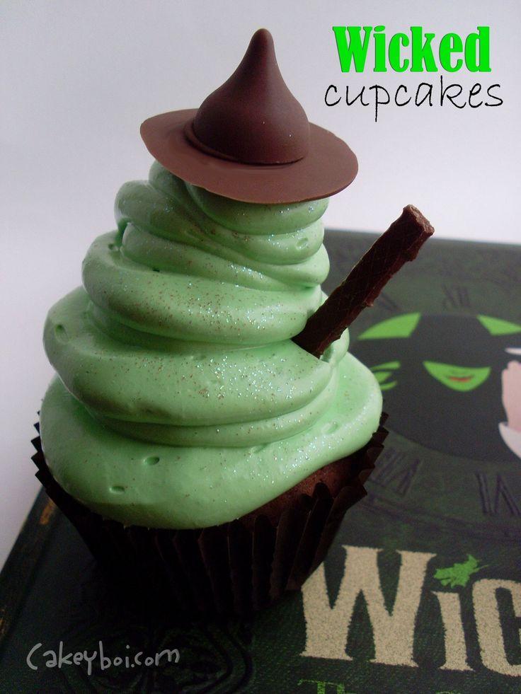 Cakeyboi: Wicked Cupcakes