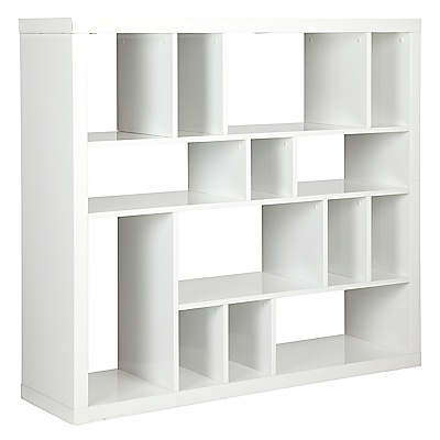 Buy House by John Lewis Stan Wide Bookcase online at JohnLewis.com - John Lewis