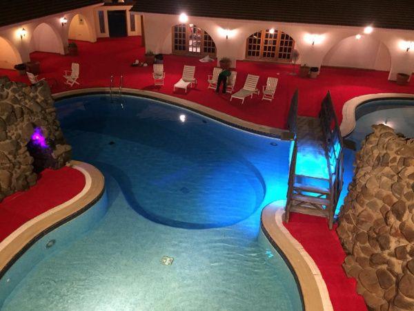 المنتجع الصغير الإستراحات جدة Villa Resort Jeddah