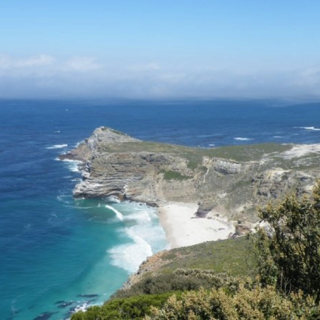 Cape of good hope, Capetown, Africa. My travels.