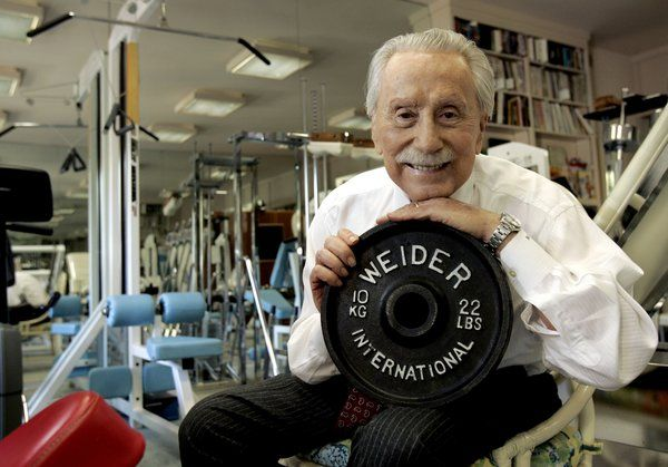 Joe Weider, Founder of a Bodybuilding Empire, Dies at 93 - NYTimes.com