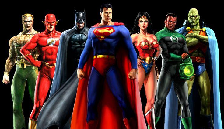 Roteiro do filme cancelado da Liga da Justiça sai na internet