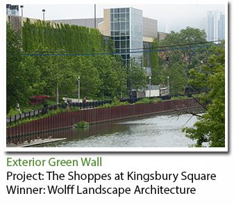 Recipient: Wolff Landscape Architecture   Award To Be Presented @  CitiesAlive In Nov. 2014 (www.citiesalive.org)   #architecture #ecotecture  #green #design ...