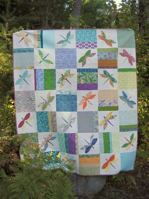 dragonflies: Dragonfly Appliques, Crafts Ideas, Beautiful Quilts, Dragonfly Quilts, Dragonfly Stuff, Dragonflie, Fun Crafts, Inspiration Diy, Diy Projects