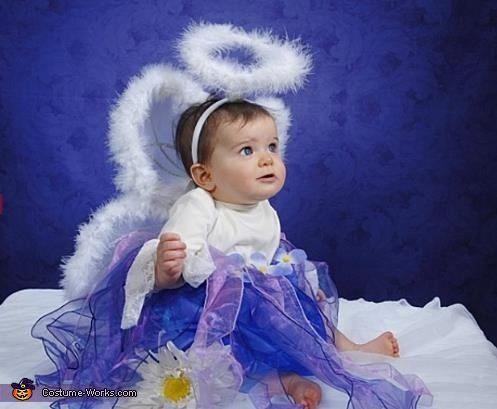 Baby Angel - 2012 Halloween Costume Contest