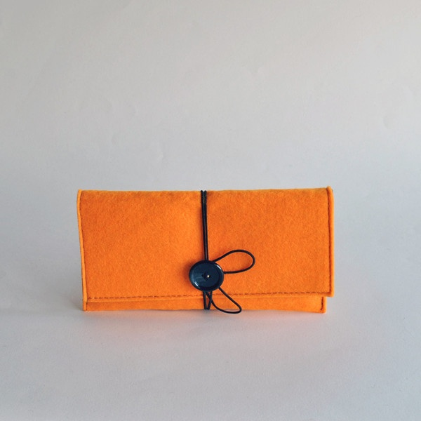 Felted Wallet