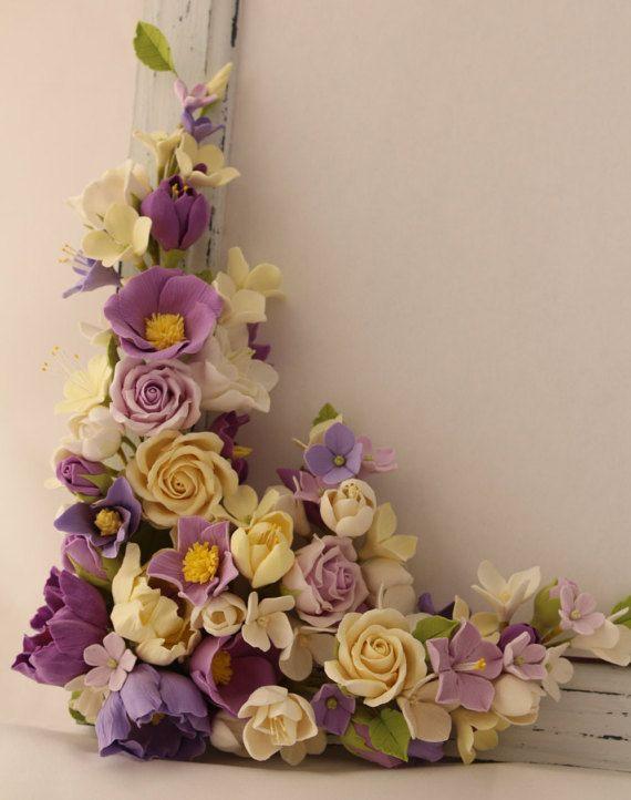 Telaio di nozze per foto di nozze.   Fiore di FloraAkkerman