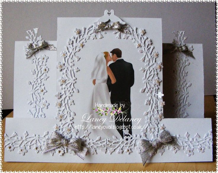 Laney's Place: Tattered Lace Floral Arch Die