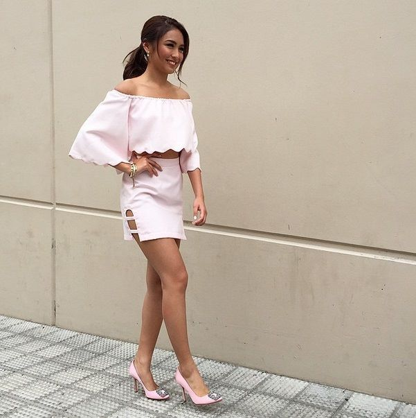 fine kathryn bernardo dress outfit hot