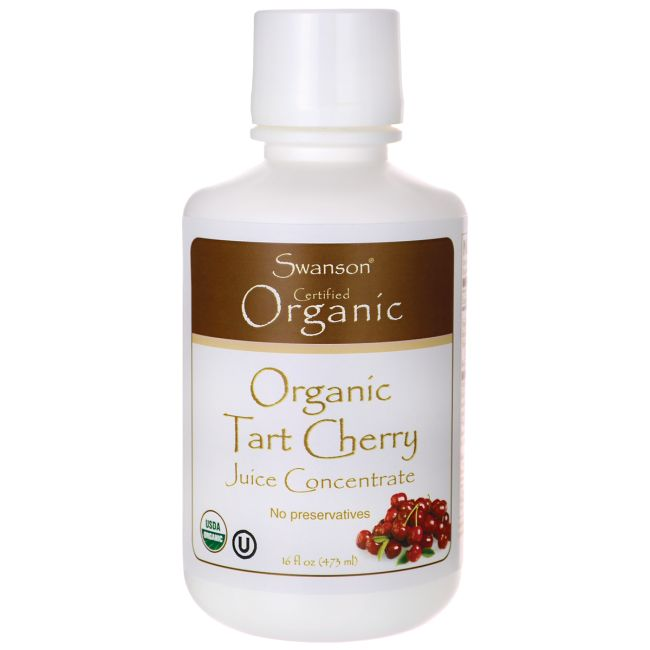 Swanson OrganicOrganic Tart Cherry Juice Concentrate