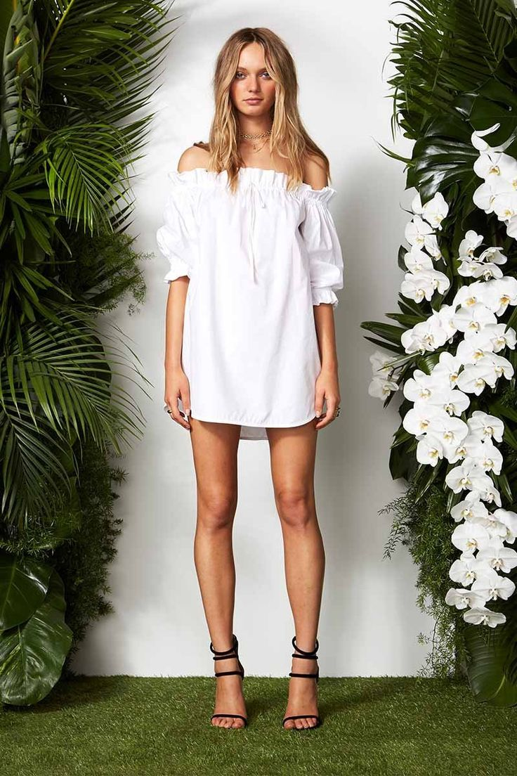 Maurie & Eve - Marcello Dress - White