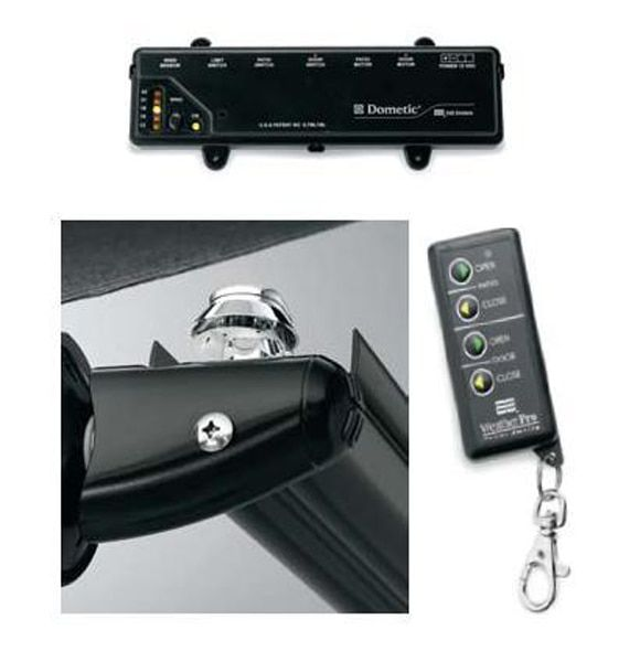 Dometic A E 3311917 029 Power Awning 12v Control Kit Awning Installation Electric Awning Awning