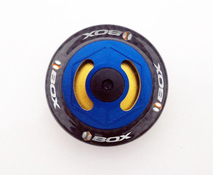 Box 'Glide' Carbon Integrated BMX Headset
