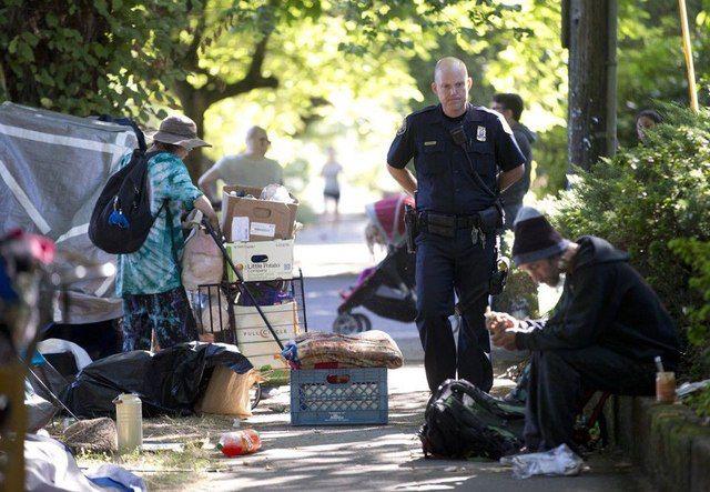 Portland Police Want To Hire A Homeless Community Liaison Oregon Life City Jobs Homeless