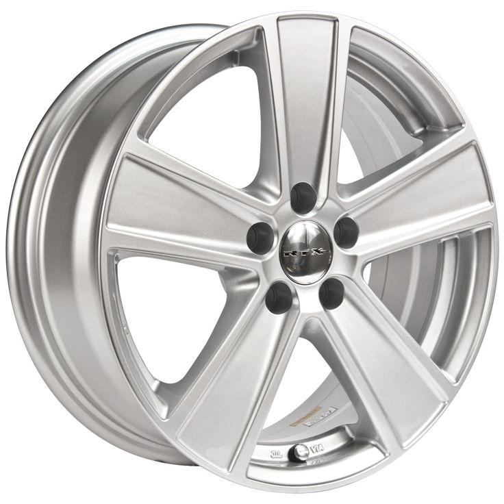 RTX Wheels - RTX OE - Topaz Grandeur/Size : 15X6 / 16X6.5 http://www.rtxwheels.com/en/wheels/rtxwheels-topaz-silver