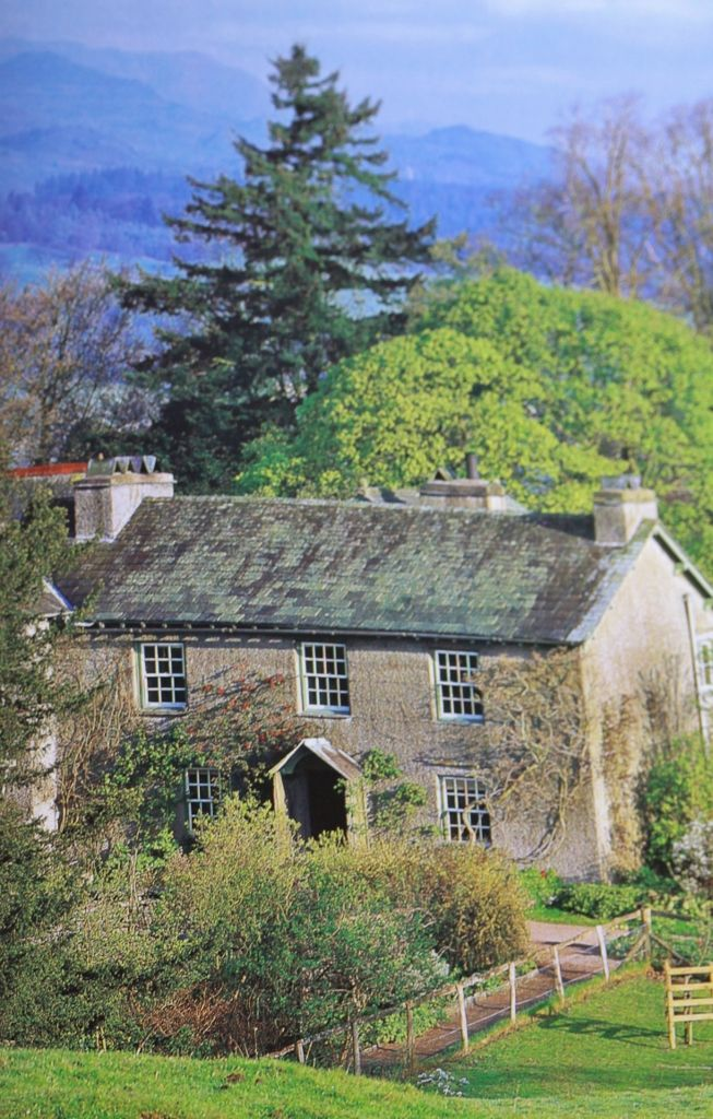 Beatrix Potter bought Hill Top in 1905, having fallen in love with the Lake District and the surrounding area. Over the next few years she spent as much time as possible at Hill Top, gaining inspiration for her stories from the farmhouse and the local villages. by B. Lowe